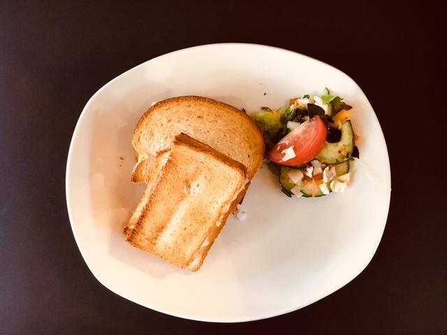 Tosti Ham Kaas lunch